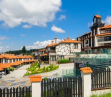 Нова година в Ruskovets Resort & Thermal 4*, Добринище