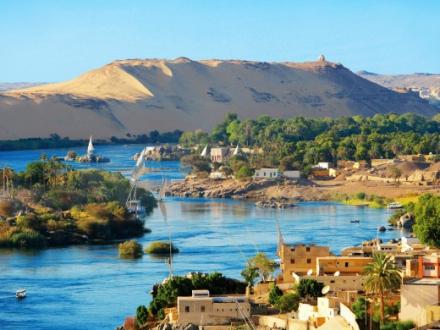 Луксозен Круиз по Нил + Кайро + Хургада – Олекотена програма