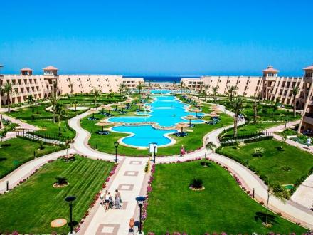 Кайро и Хургада - JASMINE PALACE 5*