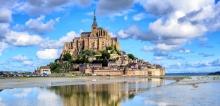 Замъците по Лоара и полуостров Бретан с Мон Сен Мишел и Сен Мало!