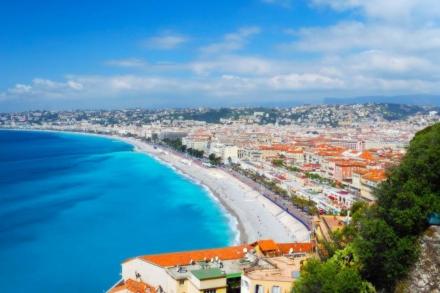 Почивка в Ница, Лазурен бряг Франция