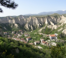 Роженски Манастир, Златолист и Мелник