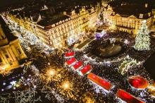 Коледна магия - Будапеща - Виена - Прага