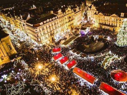 Вкусът на истинската Коледа - Будапеща - Виена