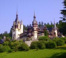 Букурещ, Синая, Пелеш, Замъка на Дракула