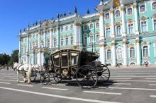 Санкт Петербург и Москва - величието на Русия