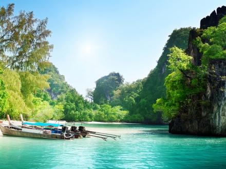 Тайланд-страната на усмивките! Остров Пукет