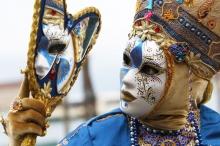 Карнавалът във Венеция - Полетът на Ангела
