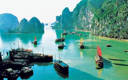 Пътешествие из Виетнам и Камбоджа