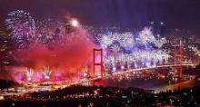 Нова година в Истанбул - дневни преходи